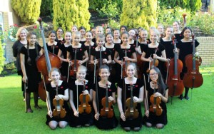 Penrhos College String Orchestra